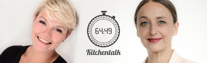 Kitchentalk #39 mit Denisa Richters und Lena Zingsheim