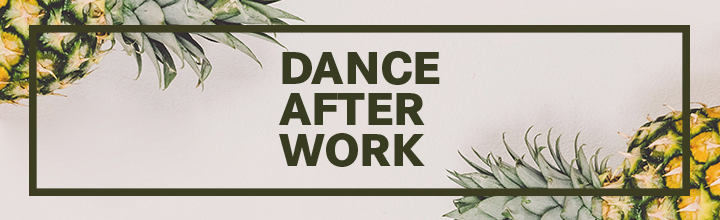 Dance After Work – Party mit DJ, Live-Musik und leckeren Smoothies