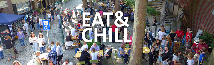 Eat&Chill #5 am Grünewaldplatz – After-Work mit Foodständen